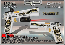 .BOX BlackMaster -Guns K  998 DRAGON (MESH) V2