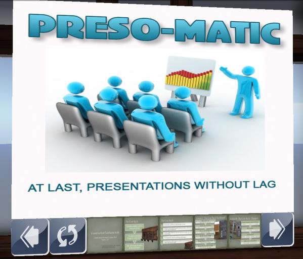 Preso-Matic Turbo Slide Show Viewer