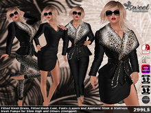 Sweet Temptations :: Glamorous Outfit (Maitreya + Slink Physique + Omega Appliers + Classic) + Pumps