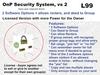 OnP Security System version 2