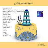 Celebrate Blue( crate)