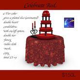 Celebrate RED ( crate)