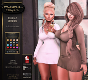 [Cynful] Sheila Dress - DEMO [Maitreya Lara, Belleza (Isis, Freya + Venus), Slink (Physique + Hourglass)]