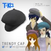 Toka Designs - Trendy cap