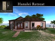 The Hanalei Retreat by Galland Homes - Original Mesh Beach House