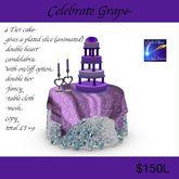 Celebrate Grape (crate)
