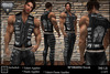 R* NRM004 Darek. Niramith Aesthetic outfit, body applier for ENZO Body mesh