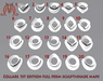 Collars 1st edition FULL PERM SCULPT+SHADE MAPS