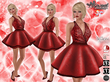 Sweet Temptations :: Sweet Valentine Outfit (Maitreya + Slink + Belleza Venus + Classic)