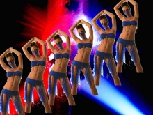 Line Multi Dance V1.12
