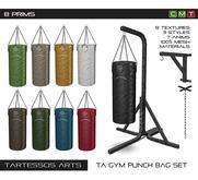 ::TA Gym Punch Bag Set - Copy