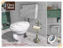 Supreme Toilet White ♥ CHEZ MOI