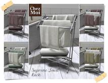 Supreme Towel Rack ♥ CHEZ MOI