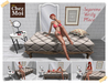 Supreme Vanity Daybed ♥ CHEZ MOI