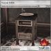 Trompe Loeil - Tulia Sink [mesh]