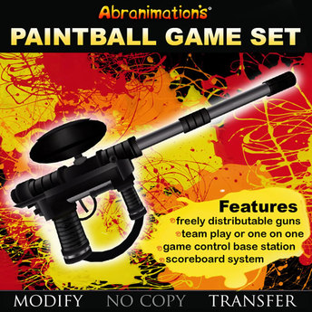 Paintball Game System v1