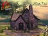 Cottage BonNuit FULL PERM MESH, medieval, cottage textured full permissions