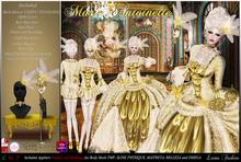 -Lamu Fashion-Gown *Marie Antoinette* Masquerade