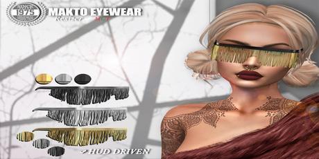 [Since 1975] - Makto eyewear & HUD