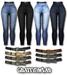 Basic bootylicous high waist jeans hud copy