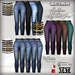Graffitiwear Bootylicious High Waist Jeans Fatpack