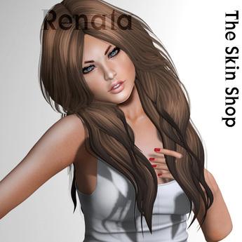 the.skin.shop - Renata Skin Tn.2 Catwa BENTO CATYA - Standard  - Maitreya