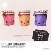 MishMish - Little Jam Companion -peach (ORANGE) [Boxed]