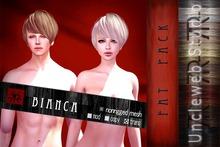 [Uw.st -7R-] Bianca-hair Fat pack