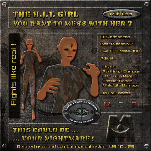 MI H.I.T. Girl (Multi-User)
