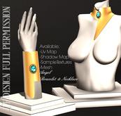 -JF- Design - Angel Necklace and Bracelet - Full Permission