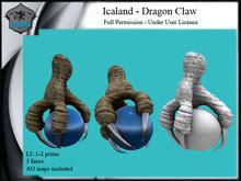 Icaland - Dragon Claw