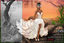 DANIELLE London White DEMO / with Appliers