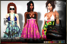 [LaVian&C0] SS15 Soldier Of Love Bagged 2 Demo