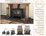{what next}Hanne Woodburning Stove Set - Iron