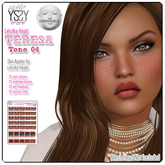 *YS&YS* Teresa Tone04 Skin Applier For LELUTKA Mesh Head