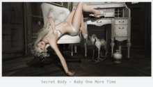 Secret Body - Baby One More Time - pose
