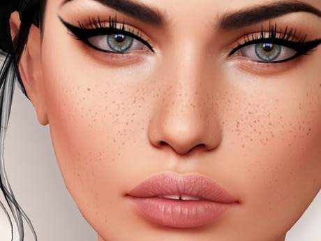 ItGirls - LOGO Alex Skin Applier - Irina Summer
