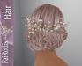 FaiRodis Letty hair light blonde1+pearl decoration