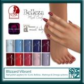 DMZ - Blizzard Vibrant - nail polish appliers