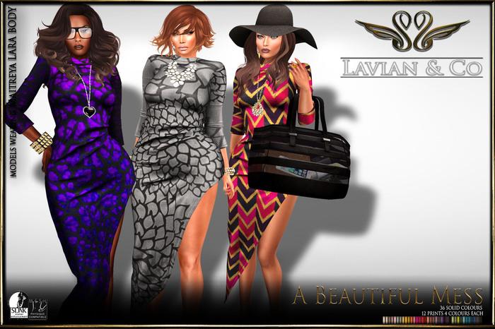 Lavian&Co- A Beautiful Mess Bag 3