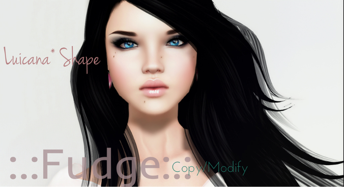 :.:LUCIANA :.Shape by .:Fudge:.✿ C/M/NT