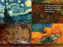 Anna Erotica - Vincent van Gogh - 12 Masterpieces! (box)
