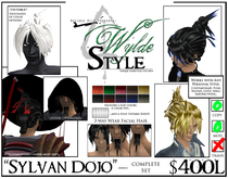 -Sylvan Dojo- A Wylde Style from Khyle Sion at ~Refined Wild~