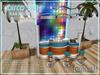 "[CIRCA] Pkg - ""Disco Tech"" - Bar Room Set - in Sunset Drive"