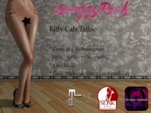 [SR] Kitty Cats Tattoo - Slink Maitreya Omega