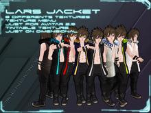 -Dimensional Lars Jacket
