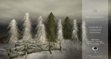 Conifer Tree V3 {4Seasons} + Grass
