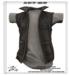 .:ZiSP:. ZKS Vest Top - Dark Grey - Kids Fitmesh