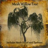 Bad Katz Mesh Willow Tree