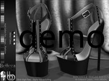 Bens Boutique - Michele High Heels (Slink-Belleza) - (Demo)